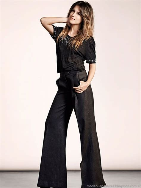 moda y tendencias en buenos aires moda 2016 tendencia etiqueta negra mujer verano 2016 moda casual urbana y