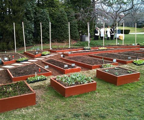 white house vegetable garden the white house vegetable garden