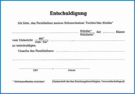 entschuldigungsbrief muster schule entschuldigung schule vorlage invitation templated vorlagenalle