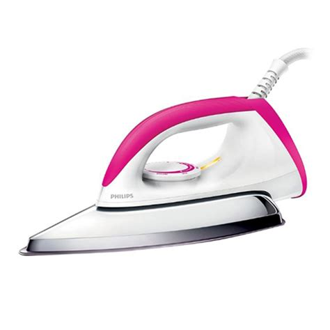 Philips Iron Pink Hd1173 philips setrika hd1173 pink elevenia
