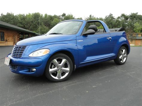 2005 Chrysler Pt Cruiser Gt Convertible by 3c3ay75s15t362045 2005 Chrysler Pt Cruiser Gt