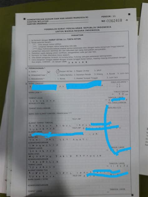 cara membuat e paspor surabaya pembuatan e paspor anak di surabaya it s okay to be weird