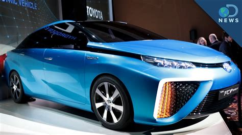 toyota zero emission vehicle toyota s fuel cell vehicle a zero emission car coming