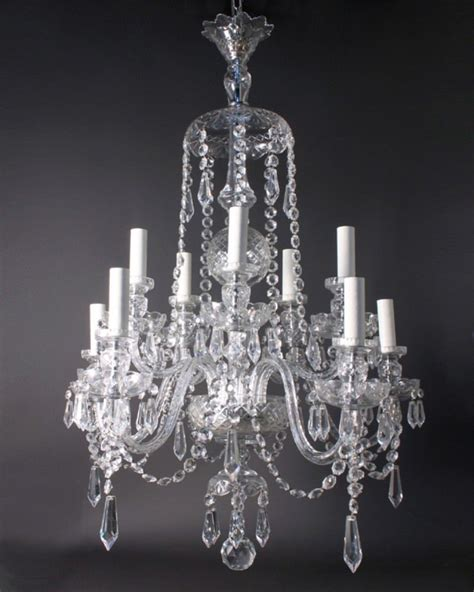 antique chandelier fritz fryer