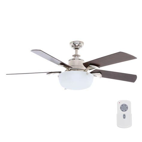 hton bay brushed nickel ceiling fan hton bay ceiling fans light kits 28 hamilton bay ceiling