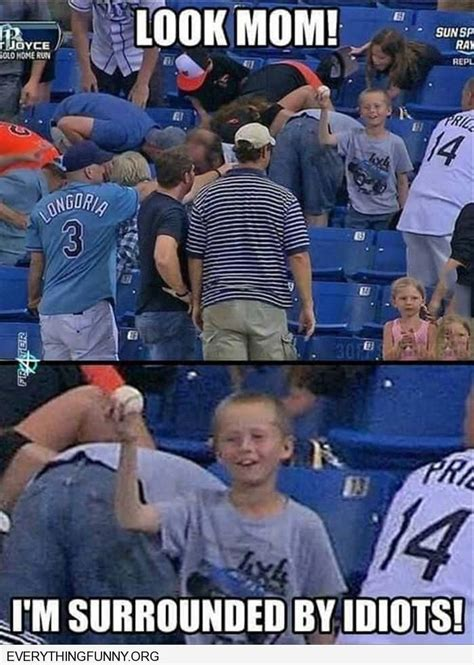 Funny Memes About Idiots - 35 most funniest baseball meme photos and images