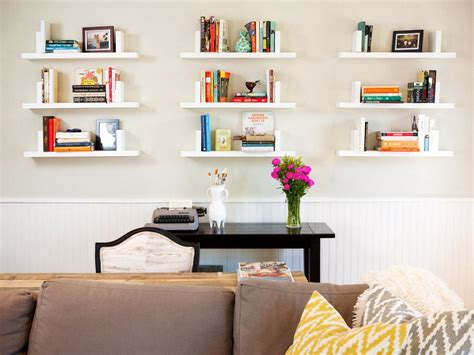 beautiful living room shelves to your own living