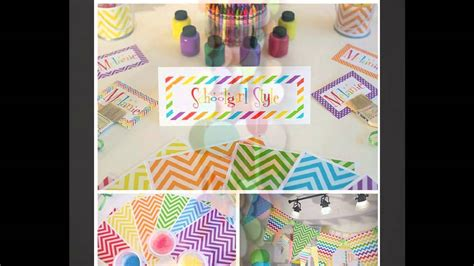 cool diy classroom decorating ideas