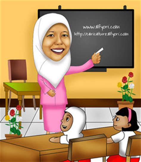 karikatur hari guru percakapan guru dengan murid gope dulu