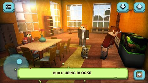 house craft sim design mod android apk mods
