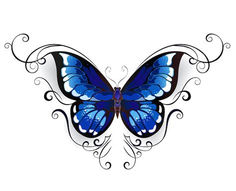 tribal butterfly tattoo meaning butterfly meaning tattoos with meaning