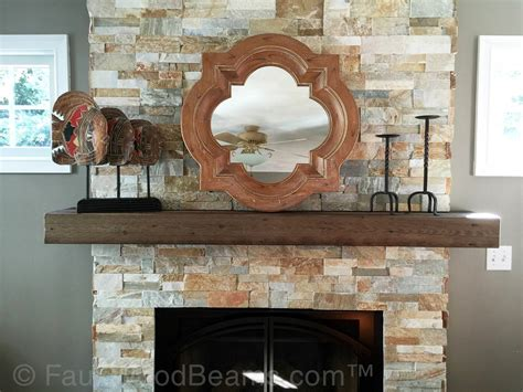 rugged home decor fireplace mantels rugged design ideas with fake wood a