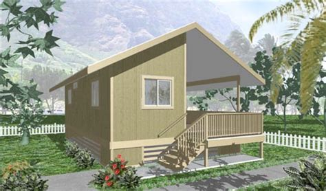 model 500 design by big island package homes