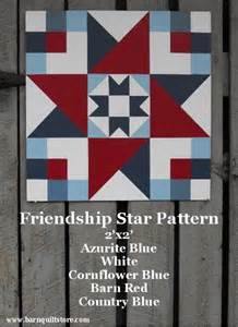 25 best ideas about barn quilt patterns on