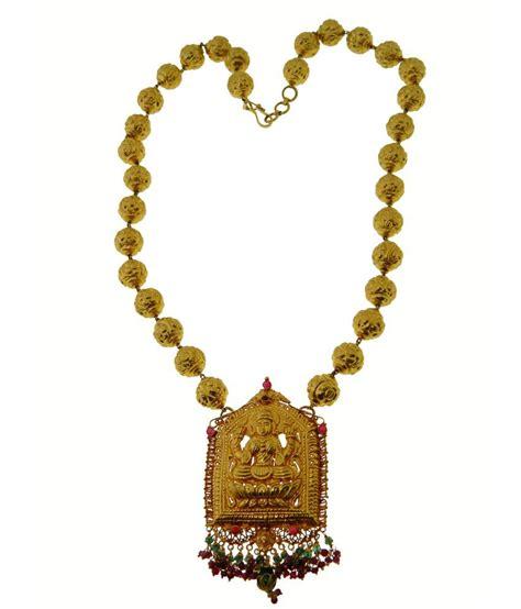 kothari jewelry 22kt gold temple necklace buy kothari