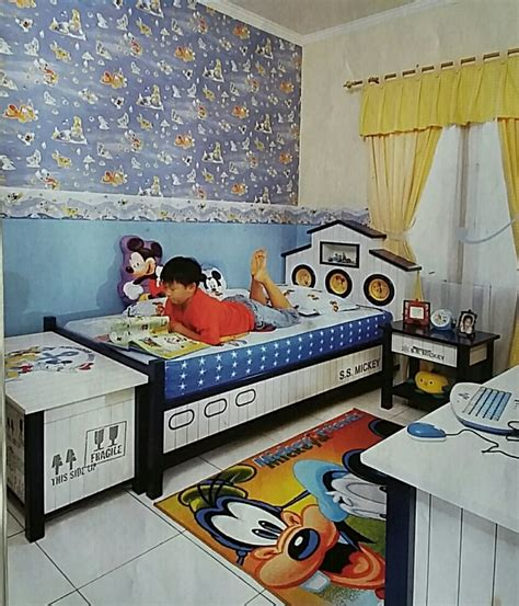 Karpet Tidur Anak mendesain kamar tidur anak