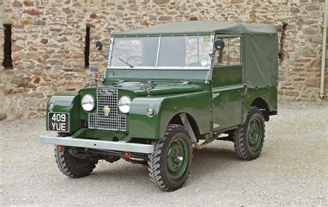 land rover series 1 for sale land rover series 1 80 quot 1953 outstanding restoration 409