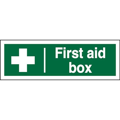 Safety Door Designs by First Aid Box Sign Safety Signs Uk