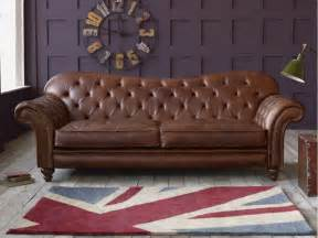 arundel leather chesterfield home