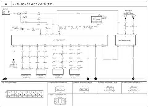 mazda 3 abs wiring diagram 3 mazda free wiring diagrams