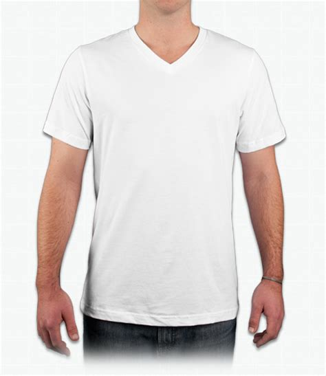 Design T Shirt V Neck | custom v neck shirts design your v neck shirts free
