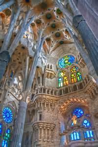 Interior Sagrada Familia by Gaudi S Masterpiece When Completed In 2026 Globe