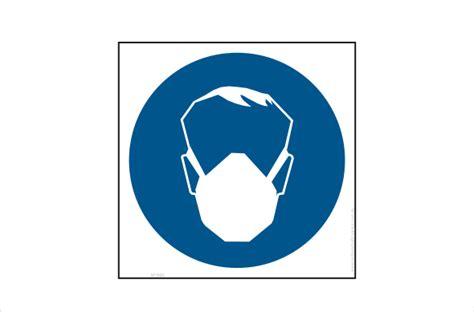 Masker Safety dust mask m1866 national safety signs