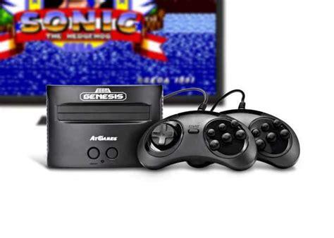 sega new console new retro consoles atari sega genesis and sega