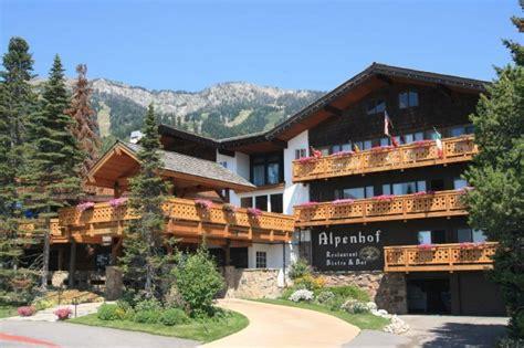 the inn at jackson teton wy alpenhof lodge teton wy resort reviews
