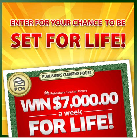 Actual Pch Winners - want a dramatic change in your life pch blog