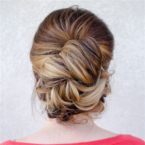 casual hairstyles for medium thick hair 30 easy and stylish casual updos for long hair