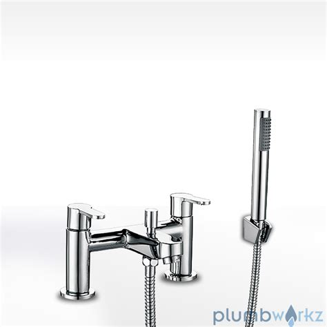 Bathroom Taps With Shower Modern Favour Chrome Bathroom Taps Sink Basin Mixer Bath Filler Shower Tap Ebay