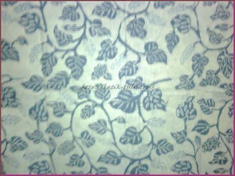 Batik Tulis Motif Anggur Hijau batik indigo dan penjelasannya batik tulis indonesia