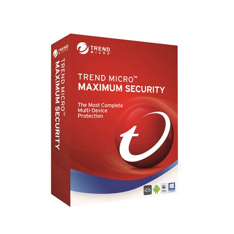 Trend Micro Security enjoy your digital safely with trend micro security for 2017