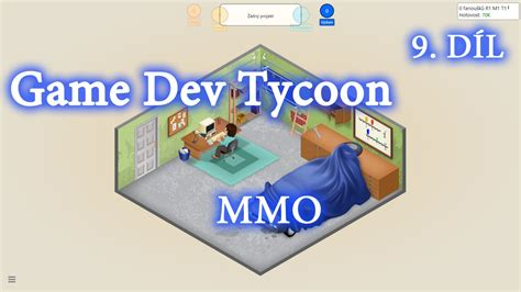 game dev tycoon mmo mod game dev tycoon 9 d 237 l mmo cz youtube
