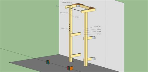 Building A Rack Mount by Squat Stand Plans Ftempo