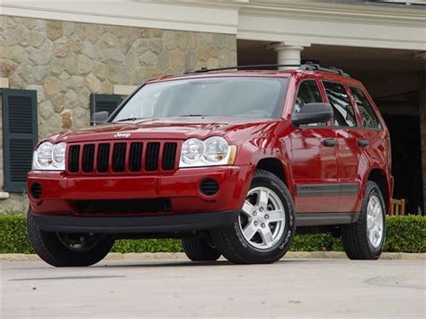 2005 Jeep Grand Review Used Vehicle Review Jeep Grand 2005 2009 Page