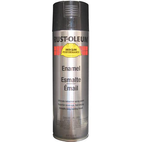 rustoleum spray paint rust oleum v2179838 enamel spray paint gloss black