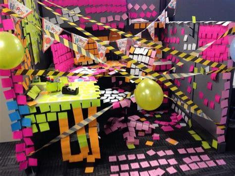 Office Desk Birthday Decoration Ideas 25 Unique Cubicle Birthday Decorations Ideas On