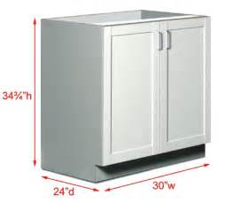 kitchen cabinet sizes and dimensions getting them right