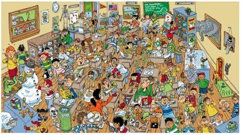 Kaos I kaos i skolan