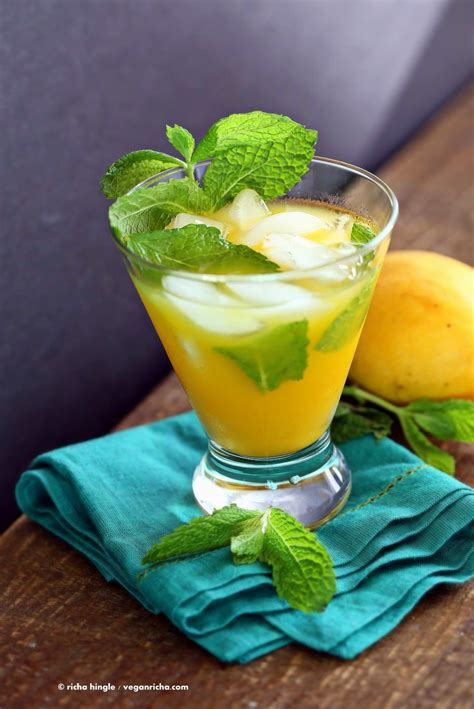 mango mojito recipe mango mojito recipe vegan richa
