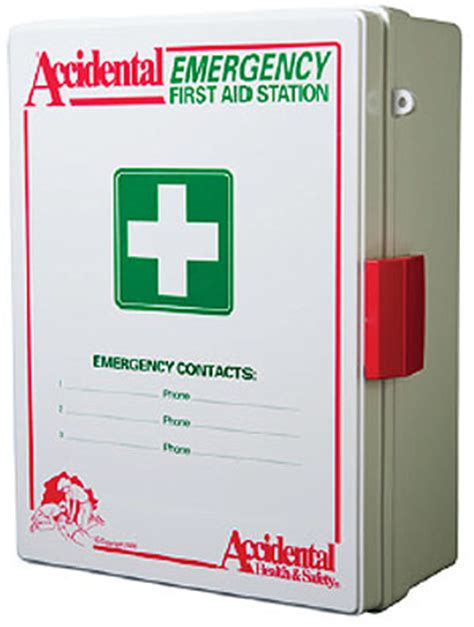 large first aid cabinet plastic wall mount first aid cabinets