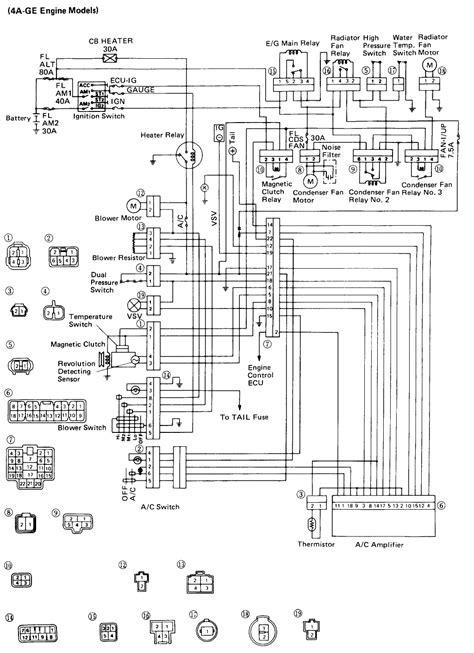1996 Camry Wiring Diagram - Wiring Diagram Schema