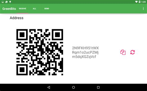 bitcoin wallet android greenbits bitcoin wallet android apps on play