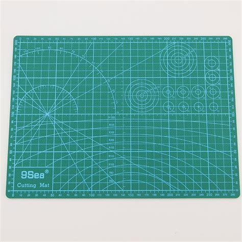 Patchwork Cutting Mats - pvc cutting mat a4 durable self healing cut pad patchwork