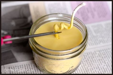 how to make a candle wick how to make candles natural beeswax candles