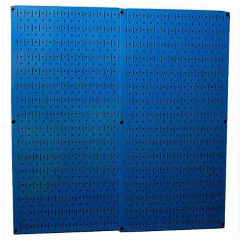 Husky 52 In Pegboard Back Wall For Tool Cabinet Black by Pegboard The Home Depot