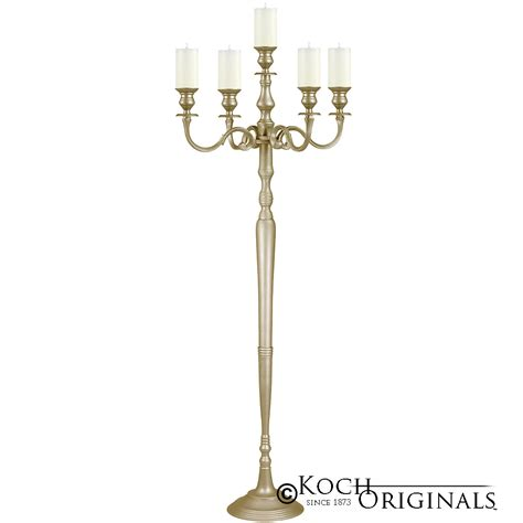 the candelabra hierarchy floor candelabra 70 or 60 7 or 5 light