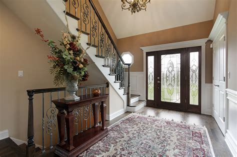 foyer door interior architecture luxury foyer with ornate stained glass door 27 gorgeous foyer designs decorating ideas designing idea